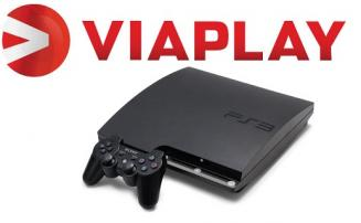 Viaplay - Playstation 3