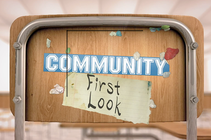 Community Season4 First Look