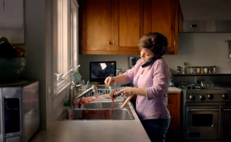 Time Warner Cable Walking Dead Commerical
