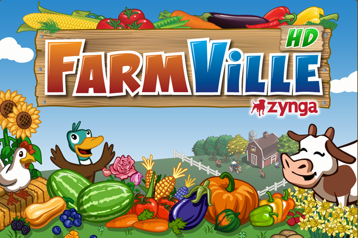 Farmville som Tvserie