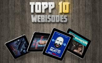 10 webbserier