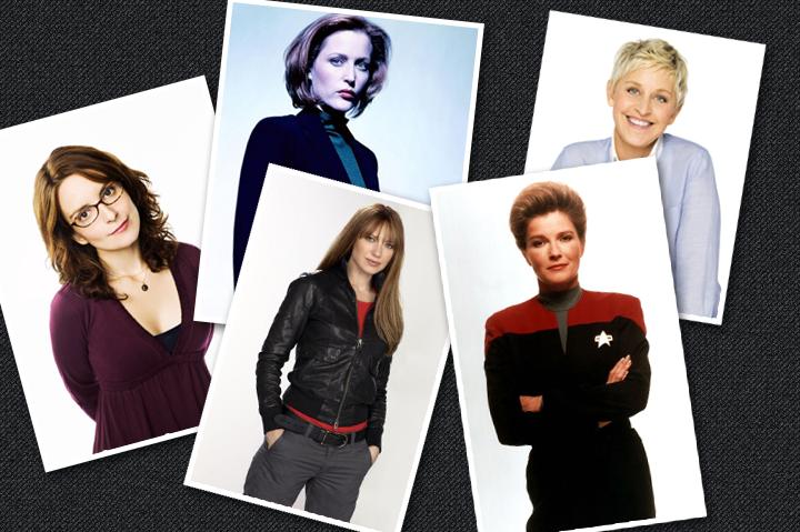 5 Kvinnliga tv karaktärer