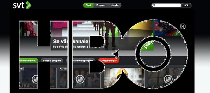 SVT Play - HBO