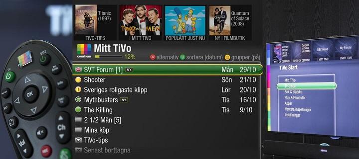 Com Hem-TiVo
