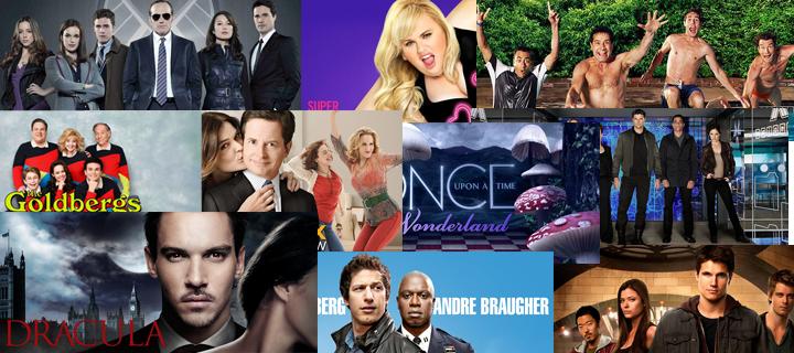 10 nya TV serier att hålla utkik efter i höst | TVserieguiden.se