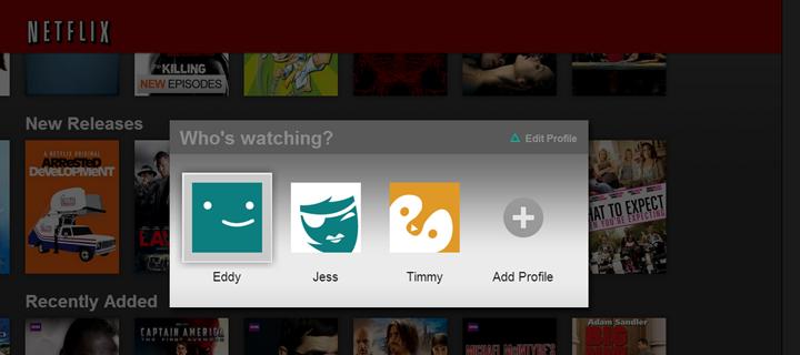 Netflix-profiler
