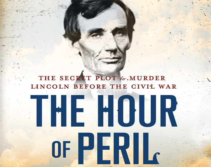 The Hour of Peril - boken