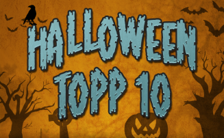 Halloween 2013 Top10 List