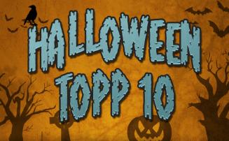 Halloween 2013 Top10 List
