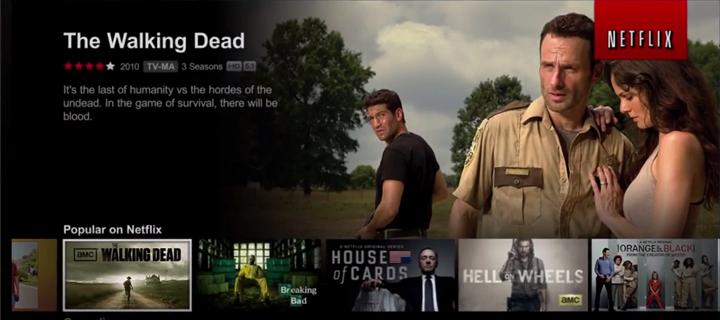 Netflix _ Nytt GUI