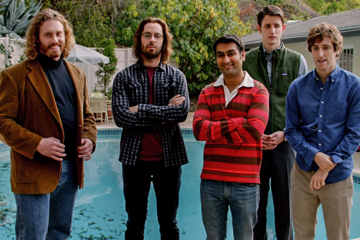 SILICON VALLEY HBO NORDIC