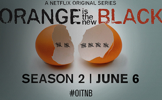 orange Is The New Black season 2 premier Datum