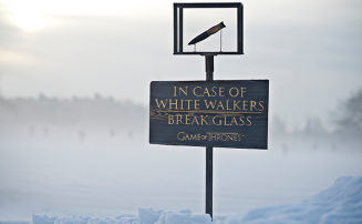 White Walker Dolk Sjohistoriska