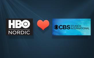 hbo nordic ingår avtal med CBS Studios International