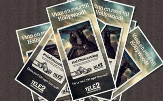 Tele2 och HBO Nordics tävling