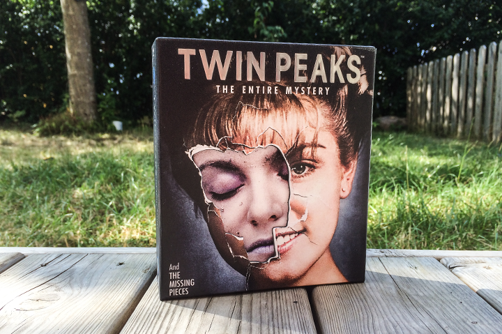 Twin Peaks The Entire Mystery and The Missing Pieces