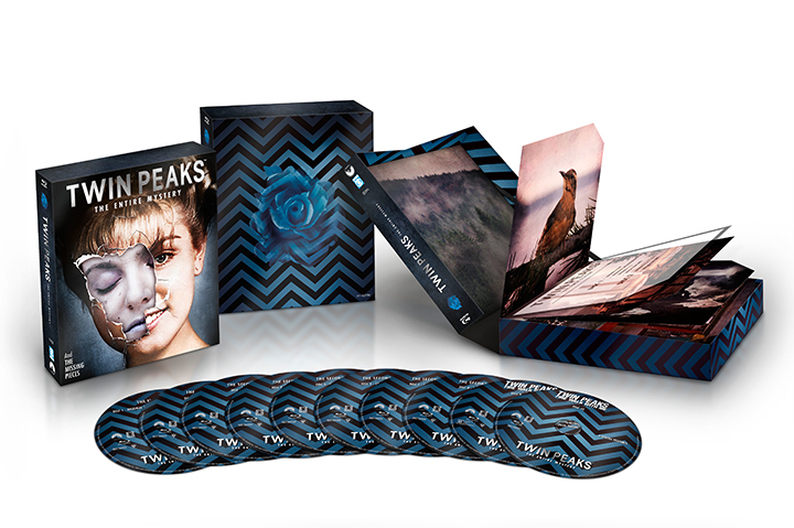Twin Peaks The Entire Mystery and The Missing Pieces Boxshot