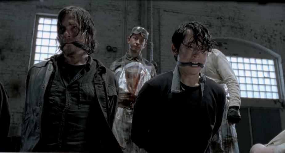 The Walking Dead säsong 5