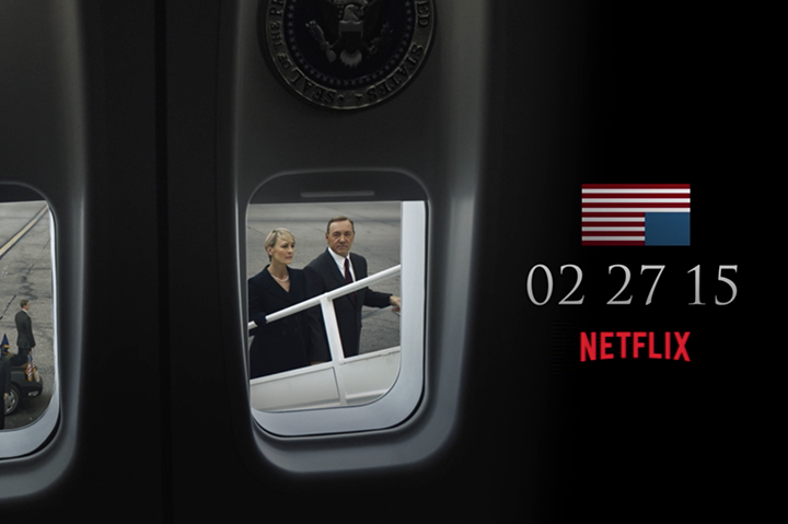 House Of Cards season 3 premiar