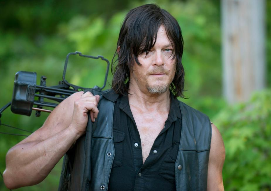 Daryl Dixon (Norman Reedus) in Season 6 Photo by Gene Page/AMC