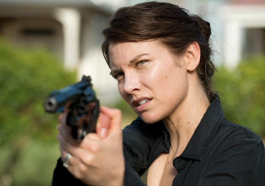 The Walking Dead Season 6 First-Look Photos Walkers in Season 6 Photo by Gene Page/AMC