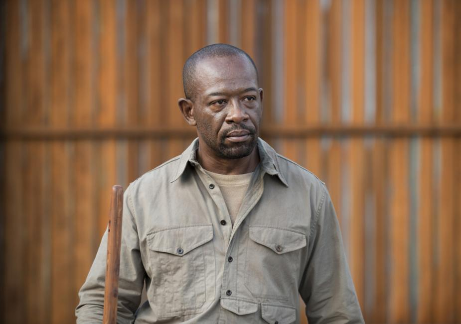 Morgan Jones (Lennie James) in Season 6 Photo by Gene Page/AMC