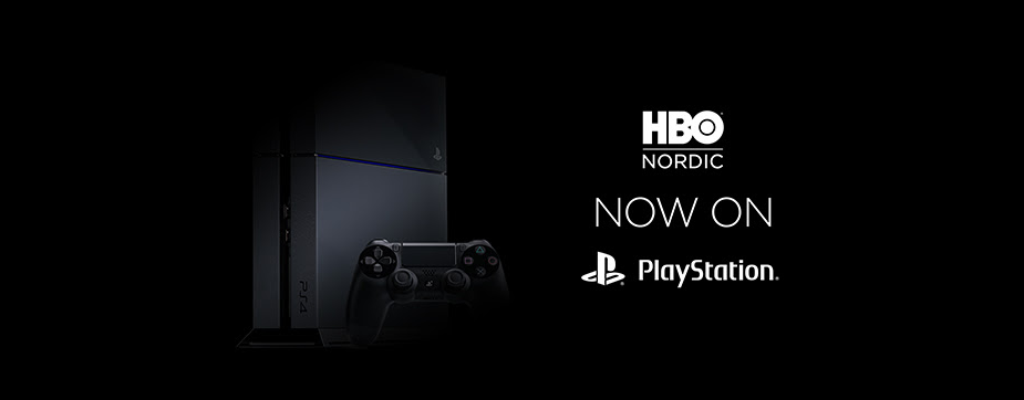 HBO Nordic på Playstation