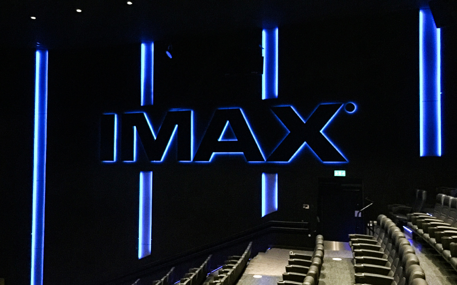 Mall Of Scandinavia SF Scandinavia IMAX