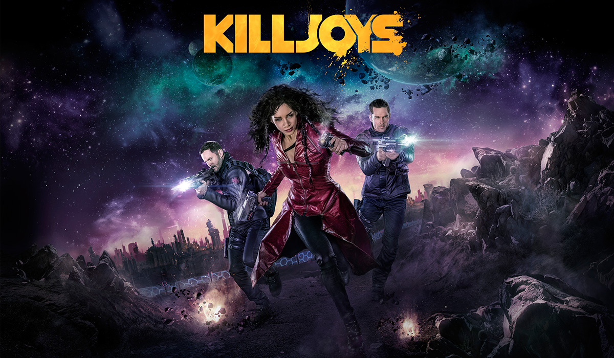 Killjoys - säsong 3