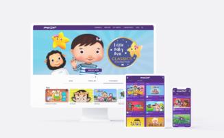 Playground TV app